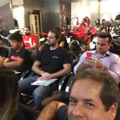 Motivação e Comprometimento – In Company – Ducati Campinas