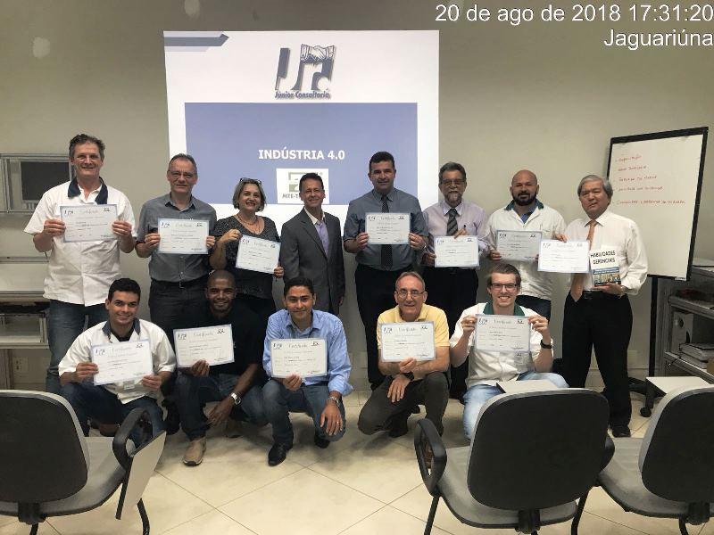 Programa Indústria 4.0 – In Company – MTE Thomson